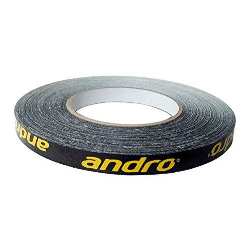 ANDRO Kantenband 12mm 5m schwarz/gelb