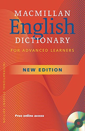 Macmillan English Dictionary for Advanced Learners - New -: Second Edition /...