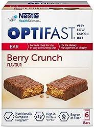 OPTIFAST Very Low Calorie Diet Bar Berry Flavor 390gm