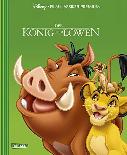 Disney Filmklassiker Premium: König der Löwen (Disney Jungen-filme-dvd)
