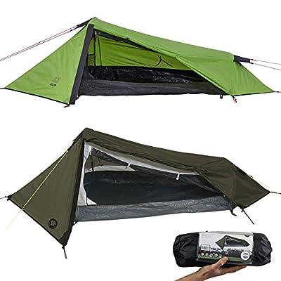 Grand Canyon Richmond 1 - Trekkingzelt ( 1-Personen-Zelt), verschiedene Farben