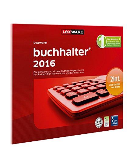 Lexware buchhalter 2016  - [inkl. 365 Tage Aktu...