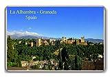 Spain/La Alhambra Granada/fridge magnet..!!! - Kühlschrankmagnet