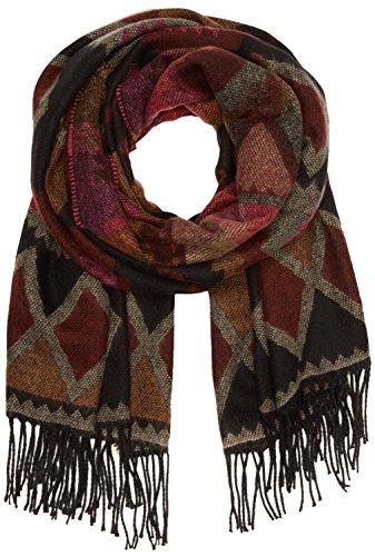vero-moda-vmvilla-long-scarf-noos-echarpe-femme-multicolore-adobe-taille-unique