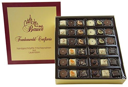 Confiserie Bauer, Lauenstein -Marzipan Pralinenmischung - 850g