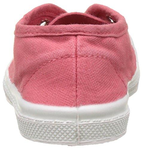 Bensimon Tennis Elly Enfant, Unisex-Kinder Hohe Sneakers Rose (Rose Blush)