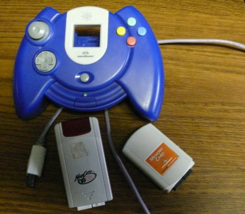 Astro Pad für Sega Dreamcast (Toys R Us Edition) mit tremorpak-Schwarz (Sega Dreamcast Controller Schwarz)