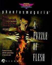 Phantasmagoria: A Puzzle of Flesh: The Official Strategy Guide by Rick Barba (1996-12-17)