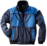Gödecke Textil 4206 Pilotjacke, königsblau/marine (Medium)