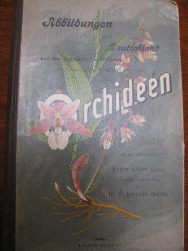 Abbildungen der in Deutschland und den angrenzenden Gebieten vorkommenden Grundformen der Orchideen-Arten -