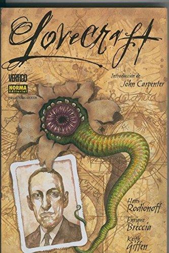 Coleccion Vertigo numero 261: Lovecraft