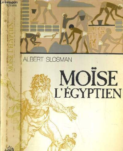 MOISE L EGYPTIEN -ANC EDIT-