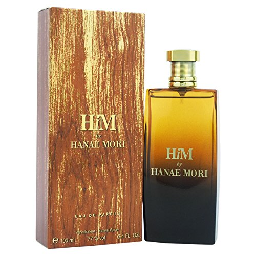 HIM Hanae Mori Men EDP Eau de PARFUM Spray 100 ml