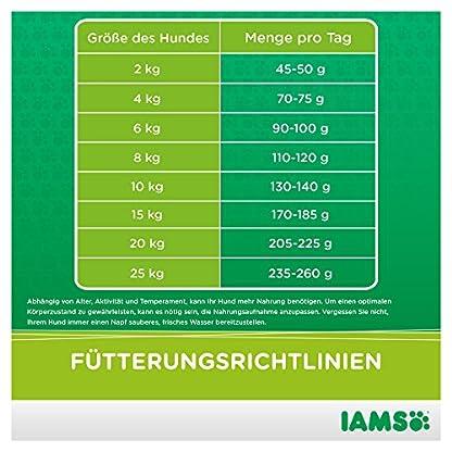 Iams Adult Small/Medium Breed Chicken 1kg 1000g 8