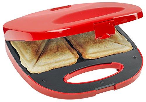 Bestron ASM108R ASM108Z Sandwichmaker rot