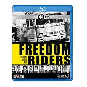 American Experience: Freedom Riders [Blu-ray] [Import anglais]