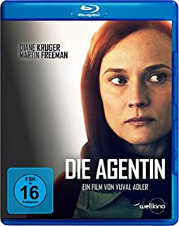 Die Agentin [Blu-ray]