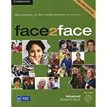 face2face Advanced Student's Book with DVD-ROM Second Edition