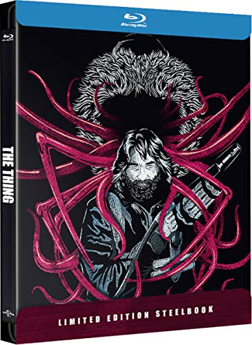 The Thing Steelbook UK Limited Edition Bluray Region Free