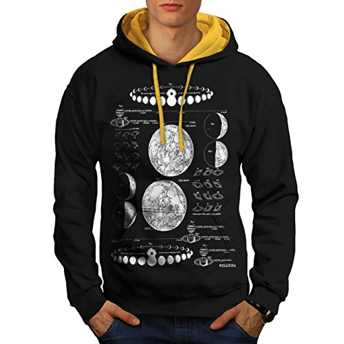 stages-of-the-moon-space-life-men-new-black-gold-hood-l-contrast-hoodie-wellcoda
