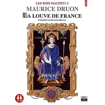 Les Rois maudits tome 5 - Louve de France (5)