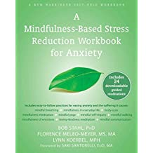 [Mindfulness-Based Stress Reduction Workbook for Anxiety] (By: Bob Stahl) [published: November, 2014]