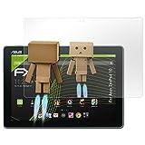 atFolix Displayschutz für ASUS ZenPad 10 Spiegelfolie - FX-Mirror Folie mit Spiegeleffekt