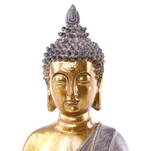 Buddha Deko-Figur