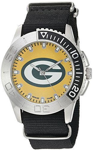game-time-mens-starter-quartz-metal-and-nylon-automatic-watch-colorblack-model-nfl-sta-gb