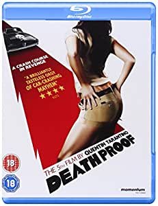 MOMENTUM PICTURES Death Proof [BLU-RAY]