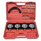 LARS360 sincronizzato tester per 4 carburatore carburatore orologi orologi di sincronizzazione estendibile per auto Tester