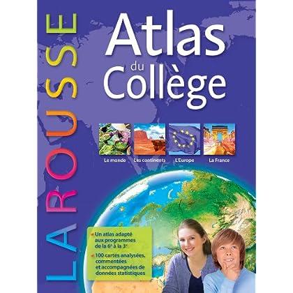 Atlas Collège Larousse