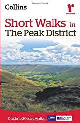 Short walks in the Peak District by Brian Spencer (2014-04-01)