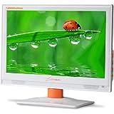 HKC 19WD-LE12011 TV LED 18,5p TNT HD HDMI VGA USB HOTEL 2Ans Blanc