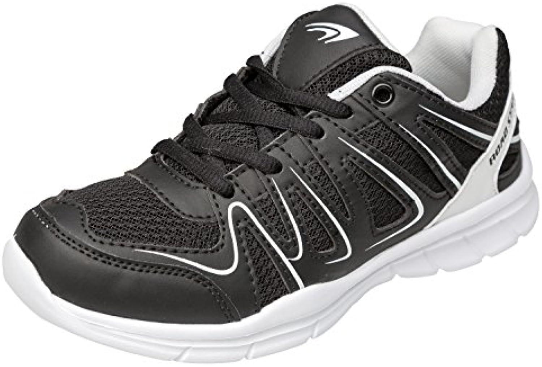 Lacoste - Zapatos de cordones de Piel para hombre negro negro -
