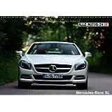 Noblesse im Alltag (Wandkalender 2014 DIN A3 quer): Mercedes-Benz SL (Monatskalender, 14 Seiten)