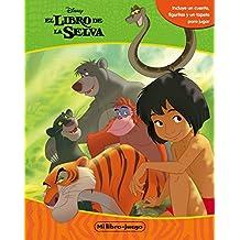 El libro de la selva. Mi libro-juego: Incluye un cuento, figuritas y un tapete para jugar (Disney. Otras propiedades)