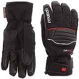 Reusch Herren Handschuhe Arise R-Tex XT, Black/Fire Red, 7.5, 4401215