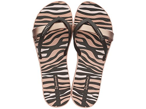 Ipanema , Tongs pour femme multicolore Mehrfarbig pink-brown (22367)