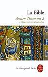 Telecharger Livres La Bible Ancien Testament tome 2 (PDF,EPUB,MOBI) gratuits en Francaise