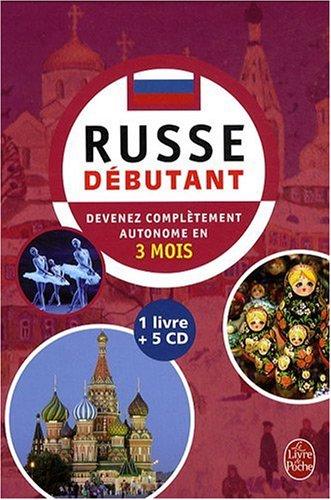Le russe : Débutant (5CD audio) par Marie-Françoise Bécourt