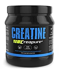 GYM-NUTRITION® — CREAPURE CREATINE Monohydrat Pulver Für Bodybuilder Und Sportler I höchsten deutschen Standards I 500g I Vegan & Halal I 99,99 % Reinheit von Gym Nutrition I Made in Germany