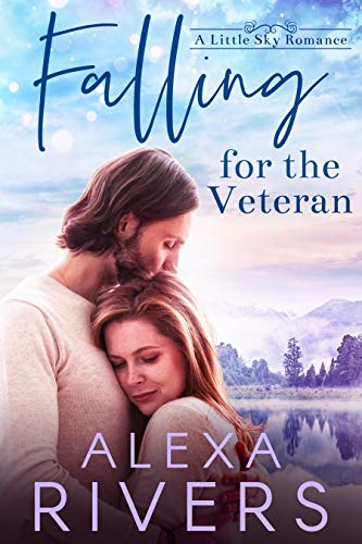 Falling for the Veteran (Little Sky Romance Book 2) (English Edition)