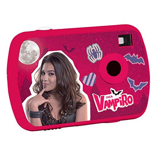 Chica Vampiro DJ017CV-00 Cámara Digital de 1.3 MP (Lexibook DJ017CV)