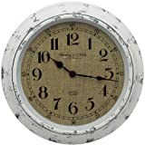Original Oramics Designer Wanduhr - Quarz - Durchmesser ca. 40cm - Vintage Style - Retro Design - Moderne Verarbeitung