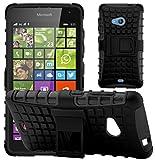 GizzmoHeaven Microsoft Lumia 535 Hülle Stoßfest Handy