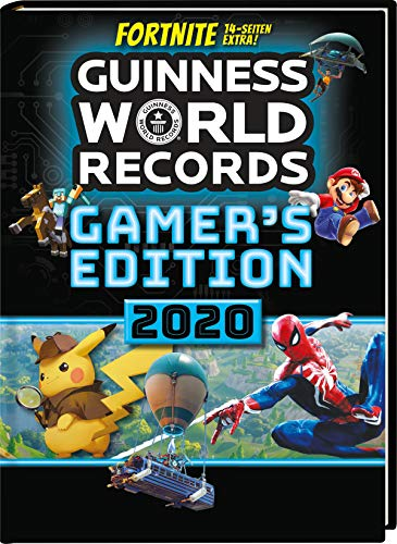 Guinness World Records Gamer's Edition 2020: Deutschsprachige Ausgabe (Videospiel-rekorde)
