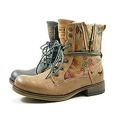 mustang women's 1139-631-33 boots - 515OH0DqG8L - Mustang Women's 1139-631-33 Boots