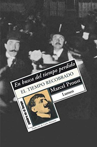El tiempo recobrado (En busca del tiempo perdido 7) (NARRATIVA) por Marcel Proust