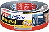 tesa Extra Power Universale, 50M:50MM, Nero